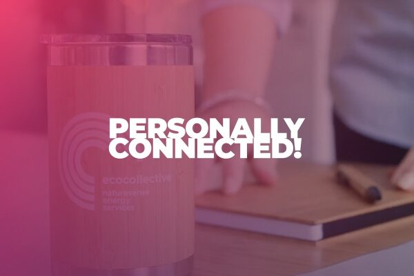 It's time to stay personally connected!